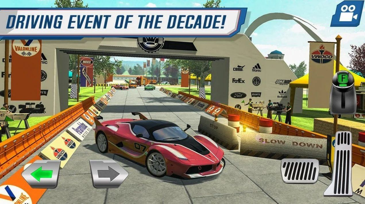 Parking Masters: Supercar Driver图2