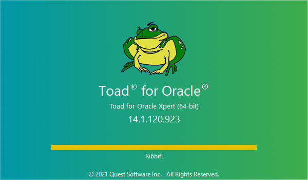 Toad for Oracle 2021